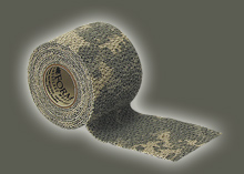Camo Form Fabric Wrap Tape