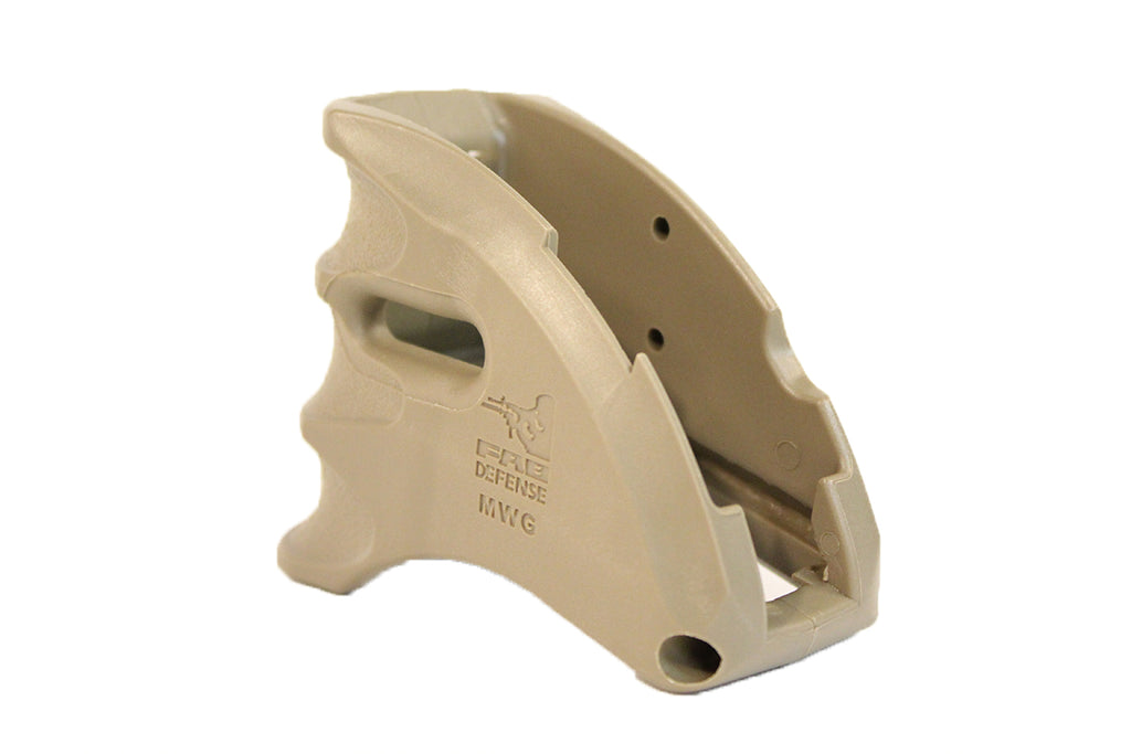AEX MWG Mag Well Grip FDE