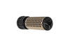 Honeycomb silencer, quick detach, flat dark earth