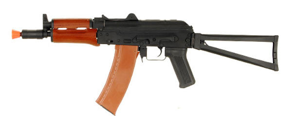 CYMA AKS-74U Real Wood