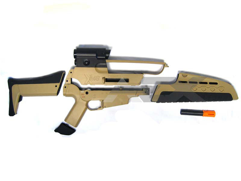 GWS XM8 kit TAN