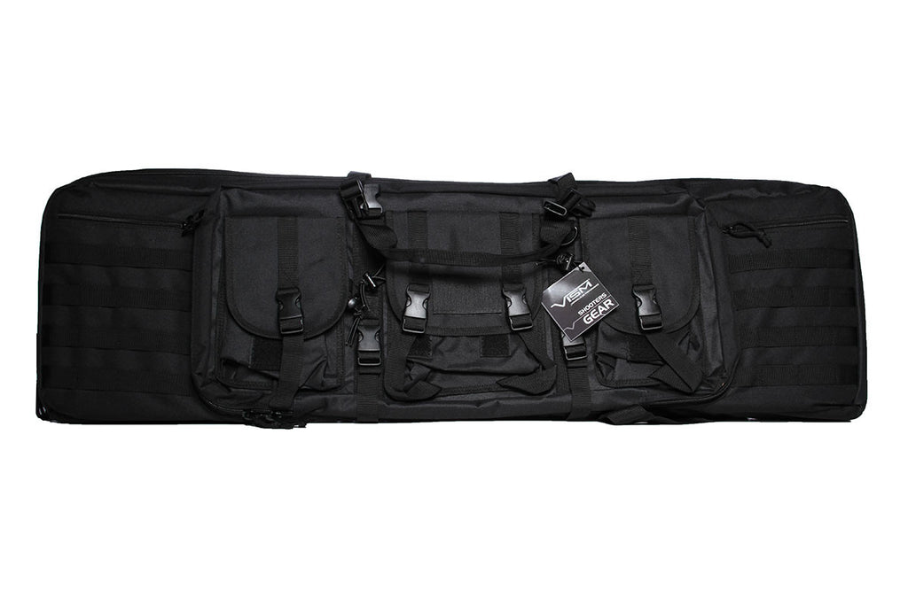 NcStar 42in Double Rifle Case BLK