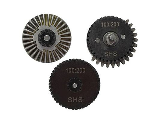 SHS Super High Torque Helical Gear Set