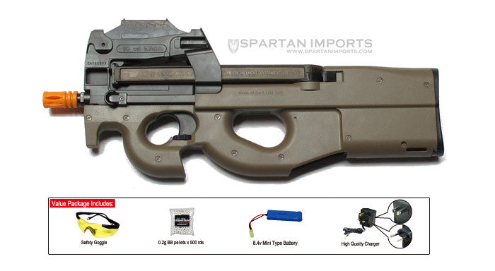 CA Sportline P90 TAN Value Package
