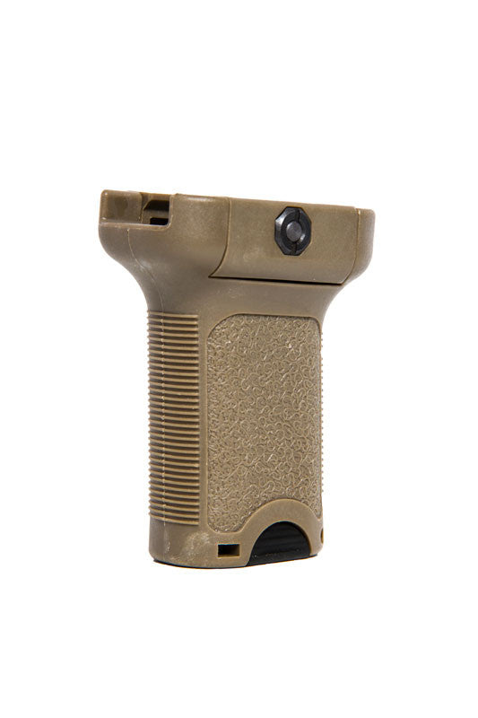 Bravo Style Fore Grip FDE (Short)