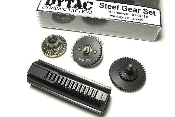 DYTAC High Torque Helicar Gears & Piston