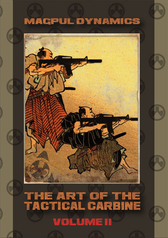 Magpul Dynamics Art of the Carbine VOL 2