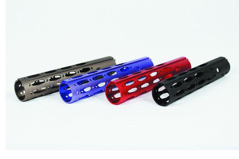 "Dytac 10"" Ergonomic rail"