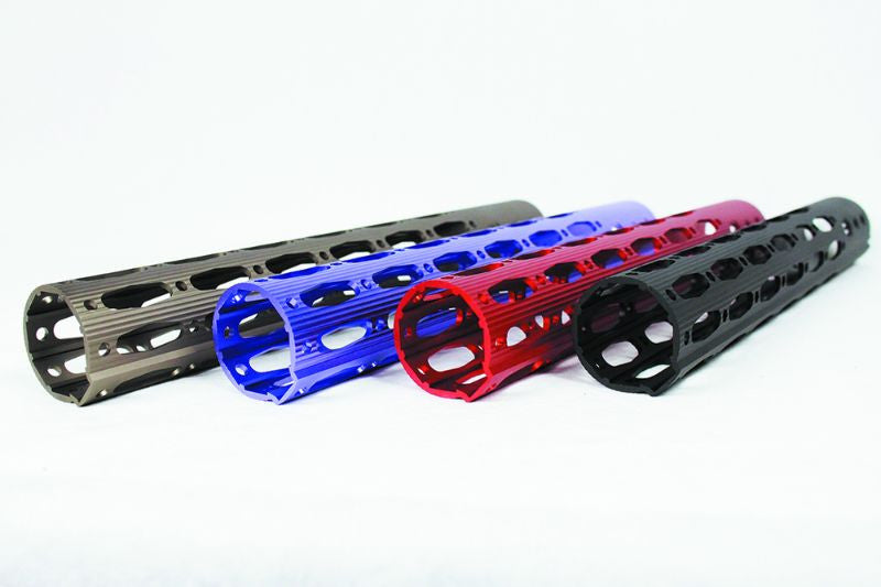 "Dytac 13"" Ergonomic rail"