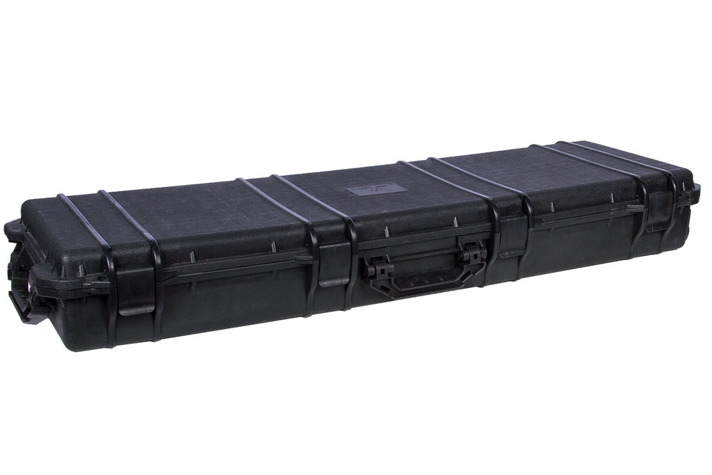 "CA 42"" Hard Gun Case w/ Wheels BLK"