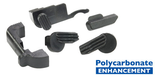 IS TM 5-7 Polycarb Controls Black