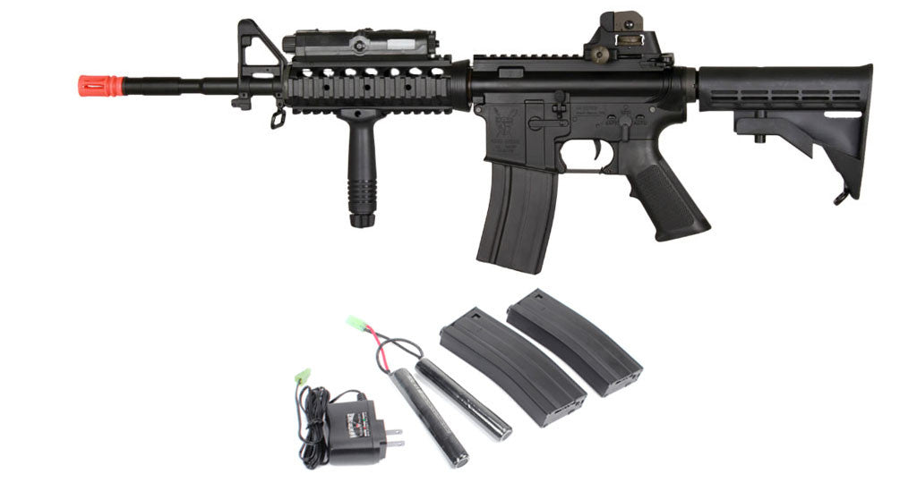 King Arms Nylon M4A1 RIS Field Pack