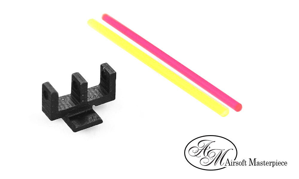 Airsoft Masterpiece Front Sight, Brazo Lighting Rod