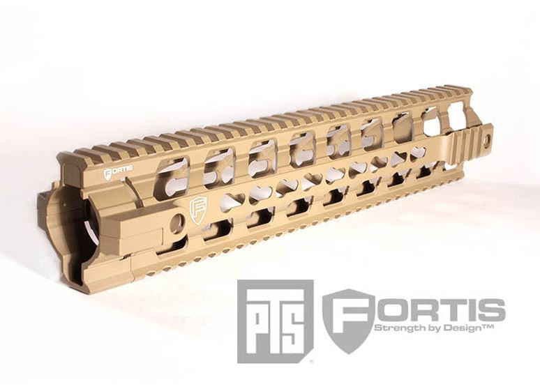 PTS Fortis REV¬?? Free Float Rail System 12""