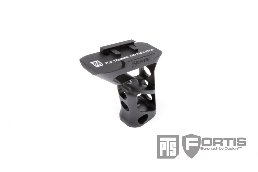 PTS Fortis Shift Vert Grip, Rail