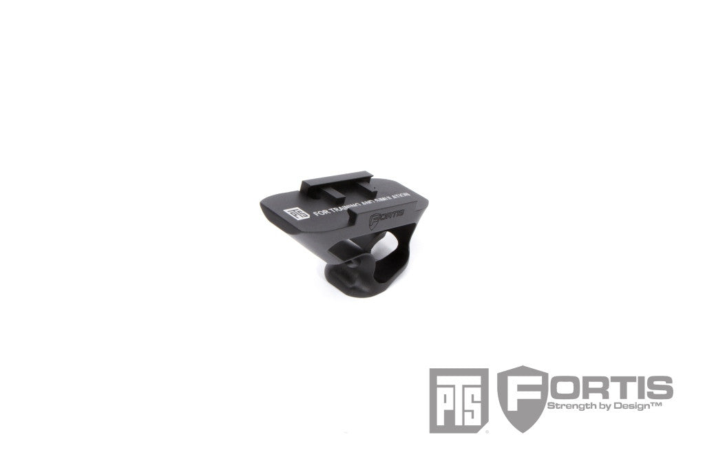 PTS Fortis Shift Short Angle, Rail