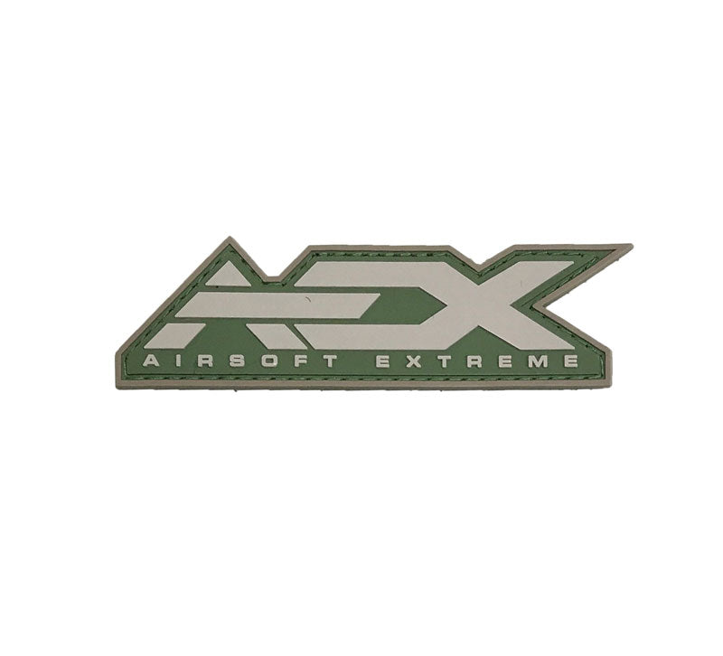 AEX Logo PVC Patch