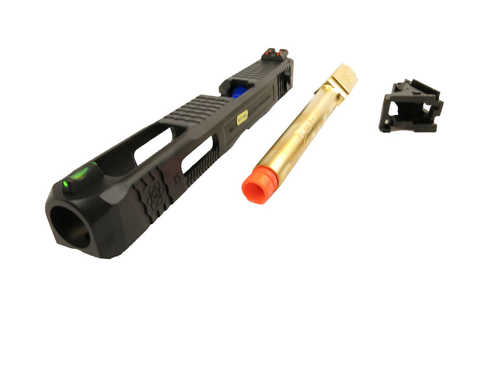WE M35 Tactical slide conversion kit Gold