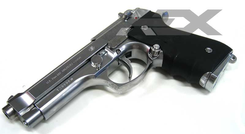 TM M9 Chrome Stainless