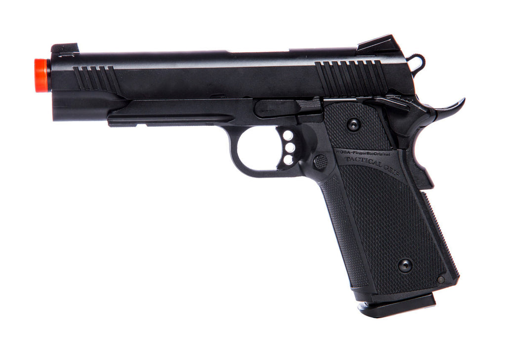 KJW Model 614 Tactical 1911 CO2 GBB All Metal - Black