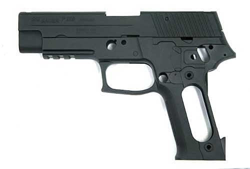 Guarder P226 Metal Kit Black
