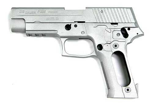 Guarder P226 Metal Kit Silver