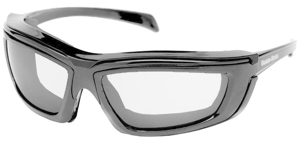 Guard Dogs Glasses Sidecar IV Gun Metal