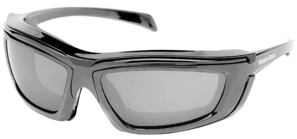 Guard Dogs Glasses Sidecar IV Gun Metal SMOKE