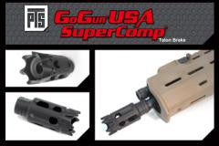PTS GoGun SuperComp Talon Flash Hider CW
