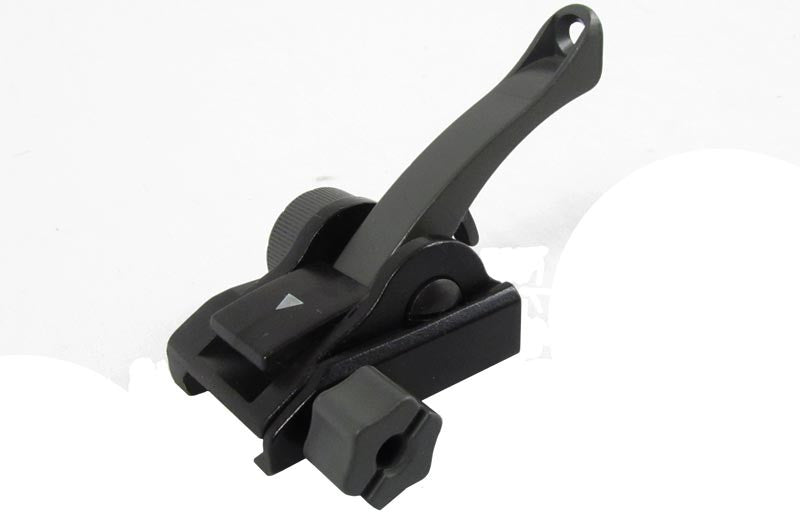 APS Catapult Flip Rear Sight
