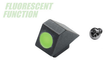 IS Steel Standard Night Sight for TM G-series (Green)