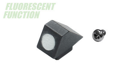 IS Steel Standard Night Sight for TM G-series (White)