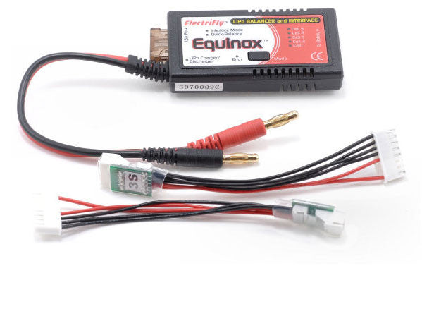 Equinox LIPO Cell Balancer
