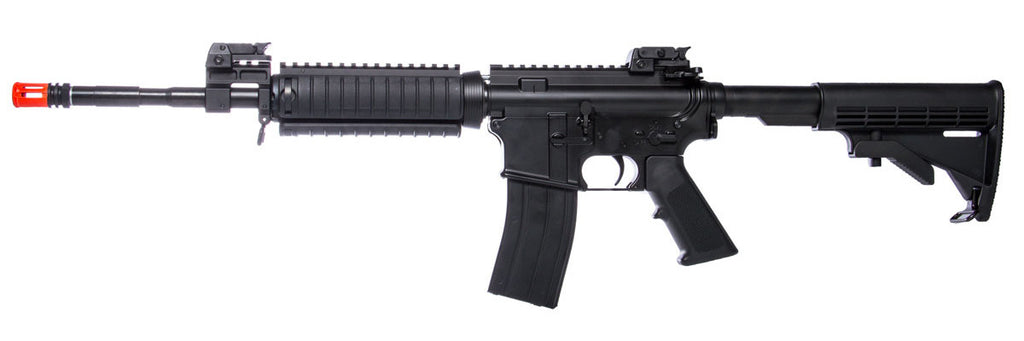 KJW M4 R.I.S. Gas Blowback Rifle