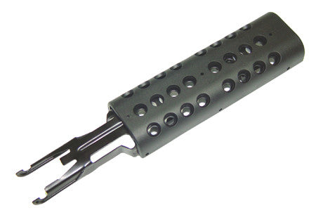 CA M249 heat shield