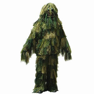 Ghillie Suit - XL/XXL - TAN