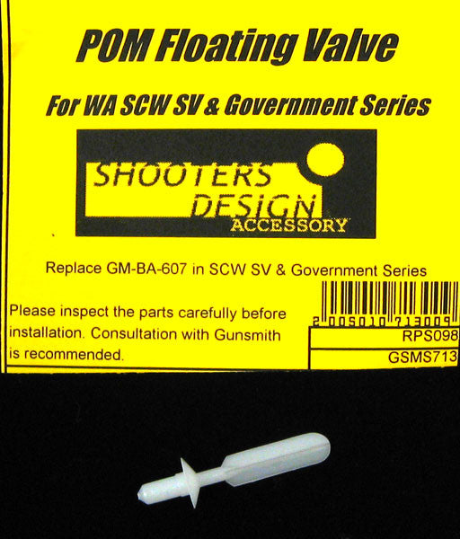 SD SCW Floating Valve