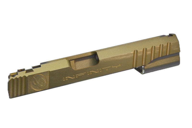 GSB HiCapa 5.1 Infinity Slide Eagle Gold