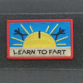 TOF Learn to Fart Patch
