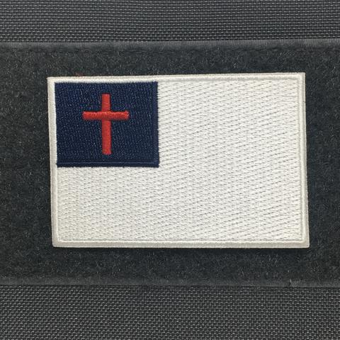TOF Christian Flag Morale Patch