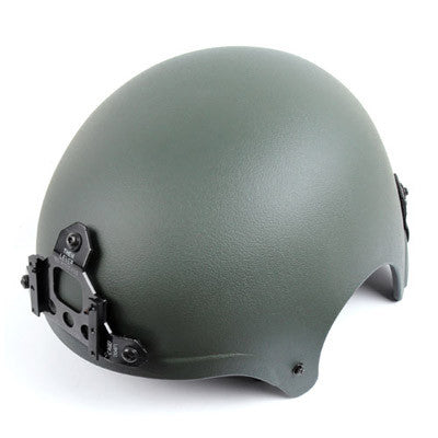 King Arms IBH Helmet w/ NVG Mount OD