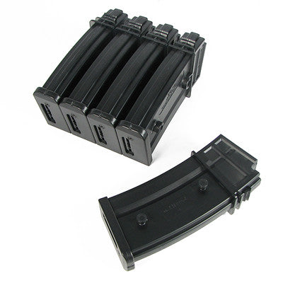 KA G36 470 Rounds Magazines Box Set (5pcs)