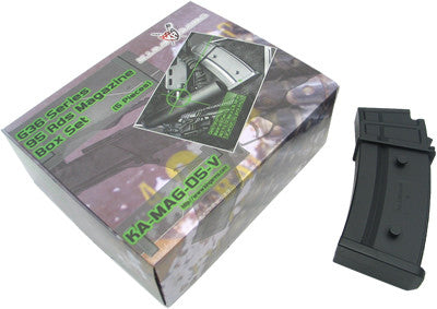 King Arms G36 95rd Midcap 5PK