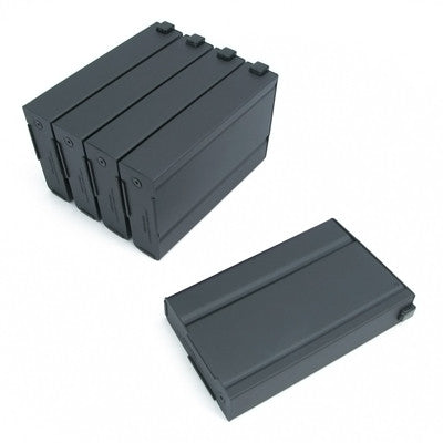 King Arms Airsoft M14 140 round magazine 5 pack