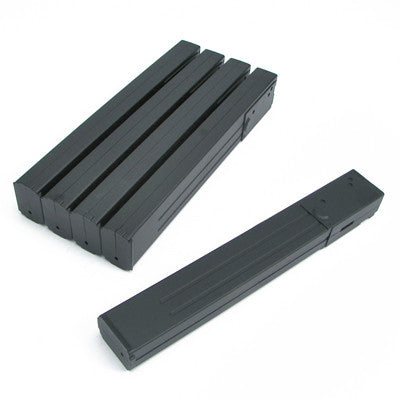 King Arms Airsoft MP40 110 round magazine 5 pack
