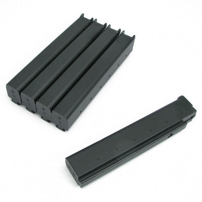 King Arms Airsoft M1A1 110 round magazine 5 pack
