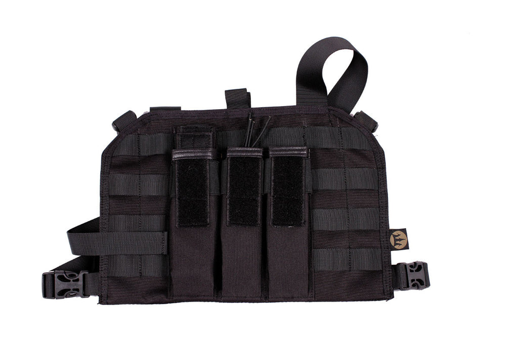 KRISS Chest Rig Black