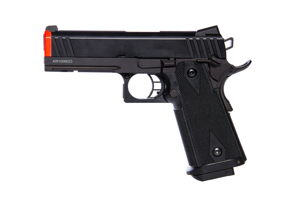 KWA 1911 DS PTP w/Metal Frame and Slide - NEW