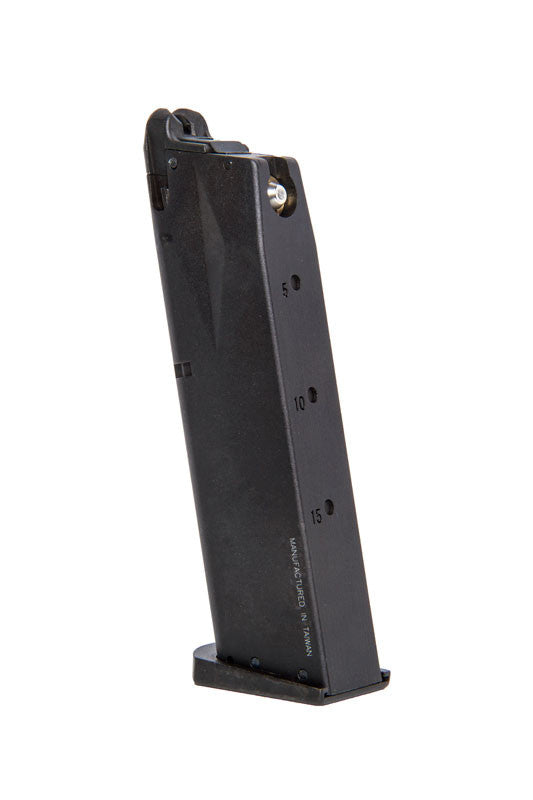 KWA M9 mag, new structure