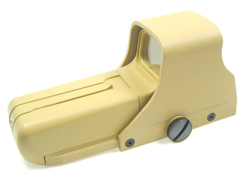 Laylax Type E Battery Box TAN